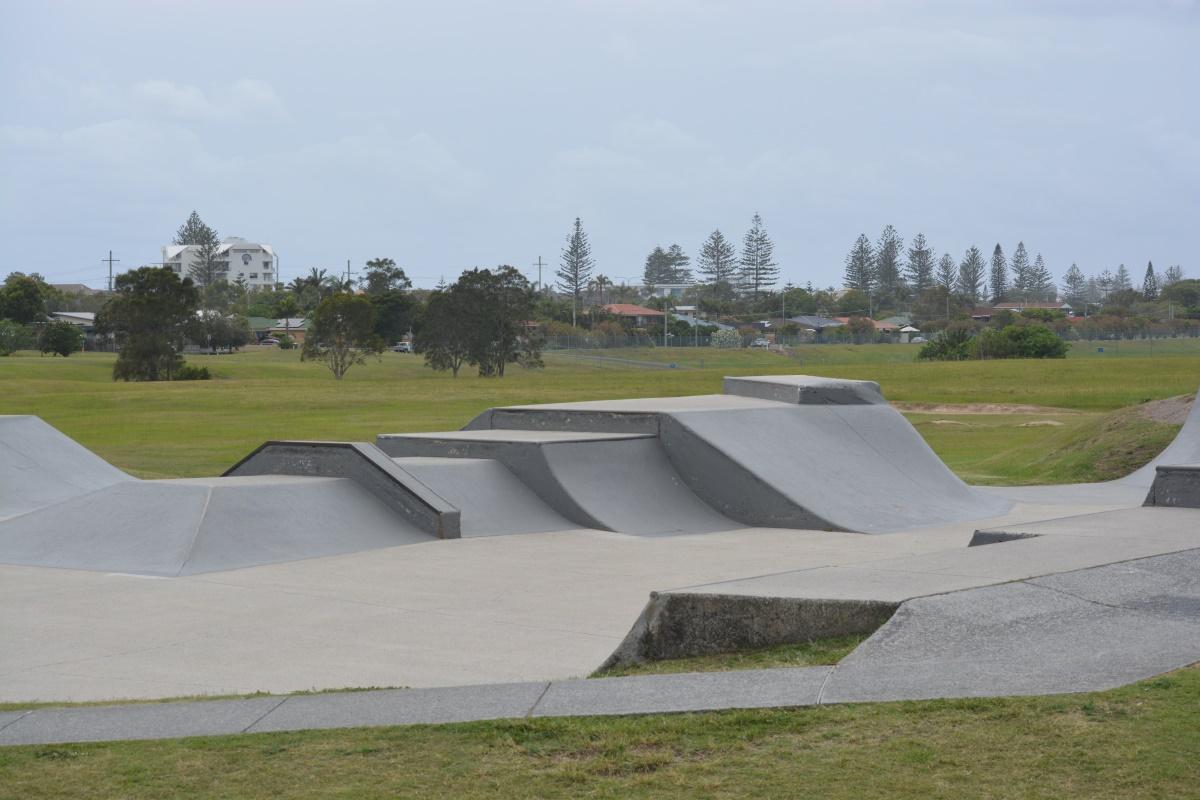 Tugun Skate Park 3