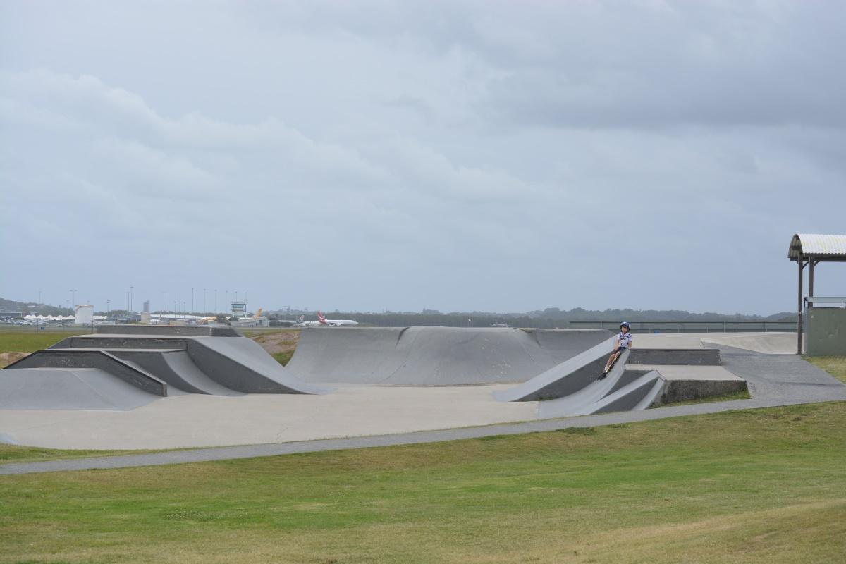 Tugun Skate Park 4